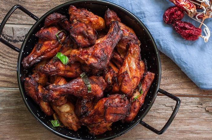 pollo tandoori ricetta