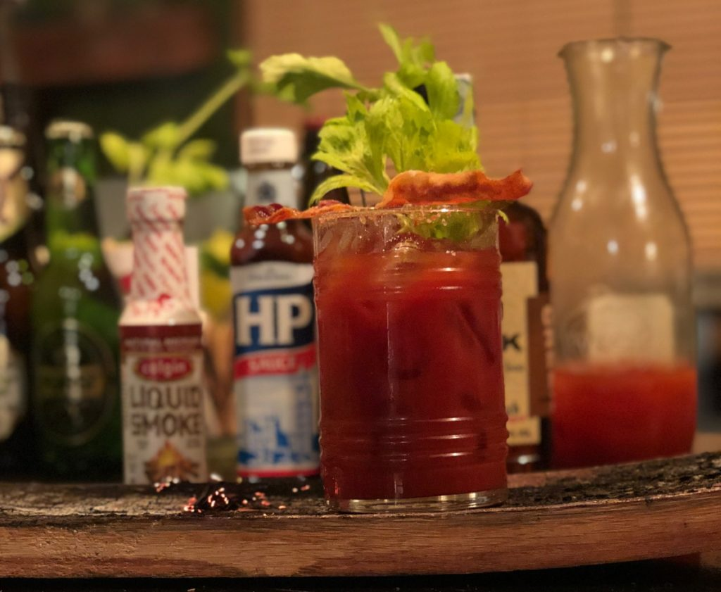 bloody mary bacon