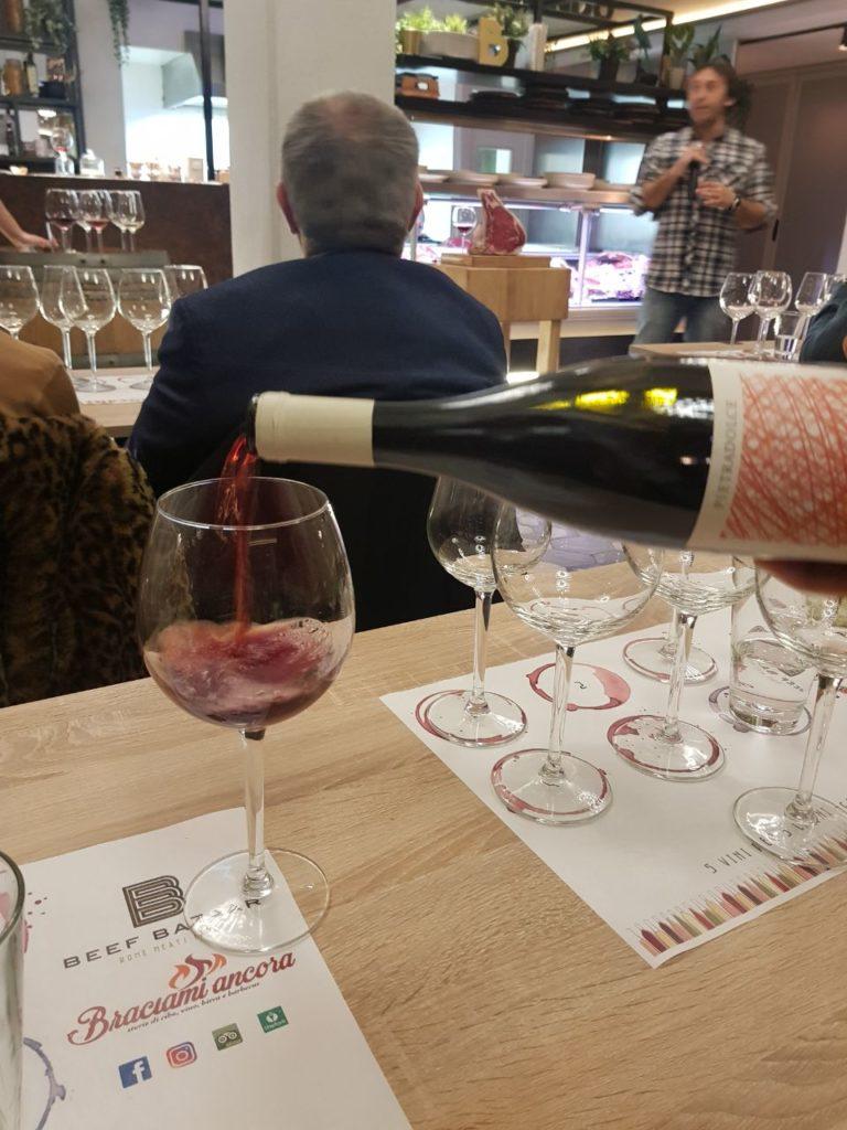 5 vini degustazione pietradolce