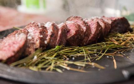 bistecca fieno