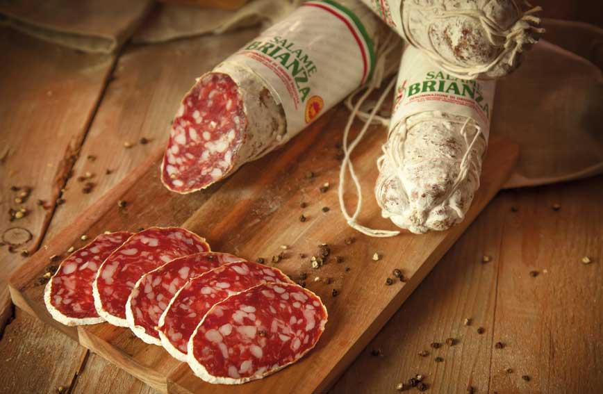salami brianza