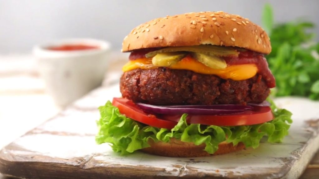 carne vegana
