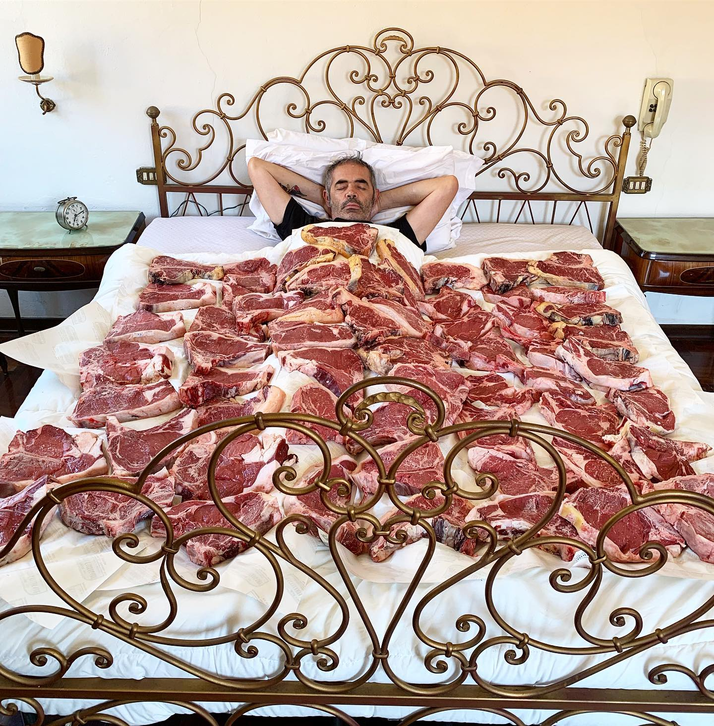 the butcher piacenza