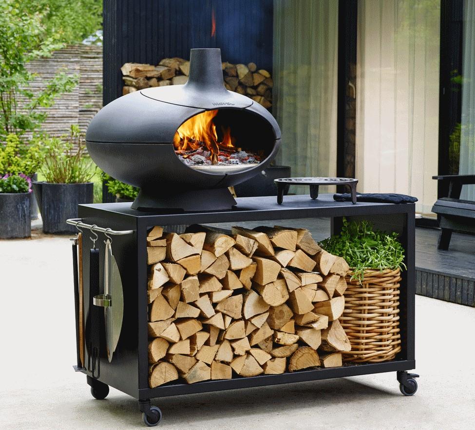 Quale legna per grigliare
