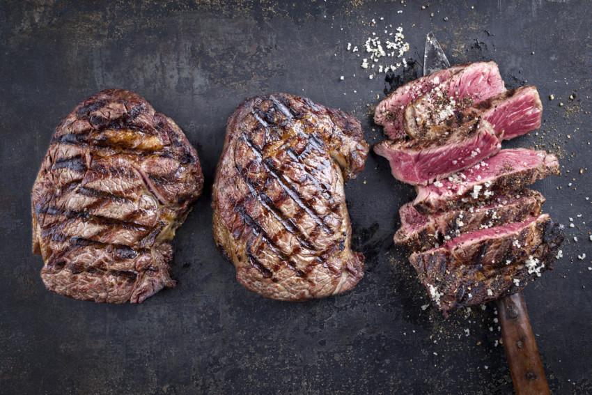Come salare la carne