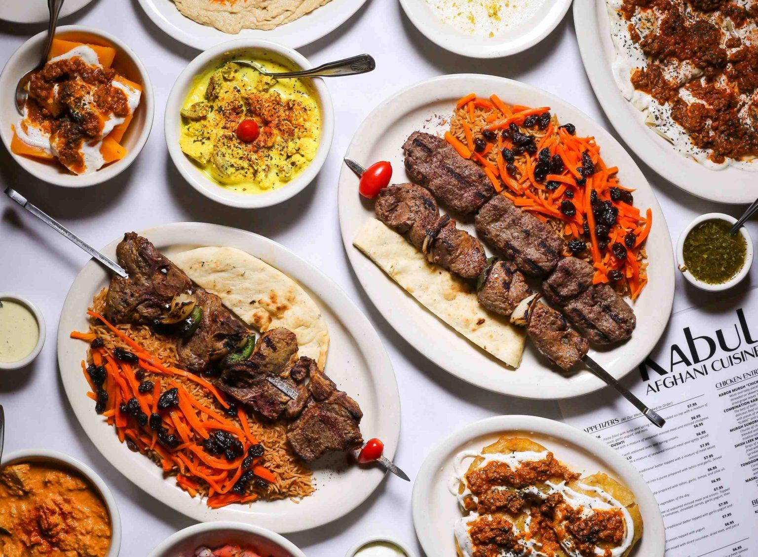 Kebab Kabul